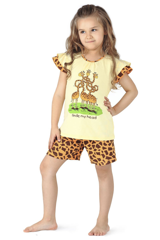 l ny pizsama 787 23 giraffe. Black Bedroom Furniture Sets. Home Design Ideas